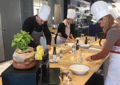 Cooking class - Il Melograno
